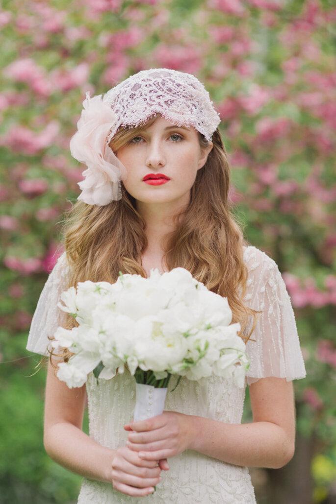 Detalles para una boda shabby chic - Stacy Able