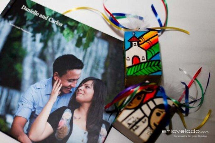 photobooks en tu boda. Fotografía Eric Velado