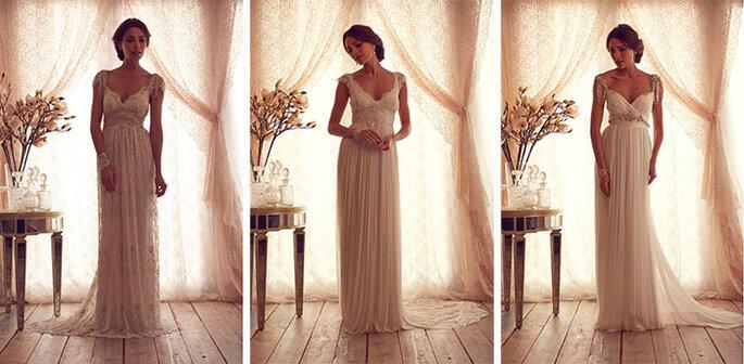 Anna Campbell - Collezione sposa 2015