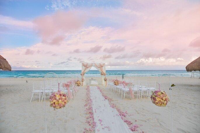 Decoración - Romance By Paradisus Cancún