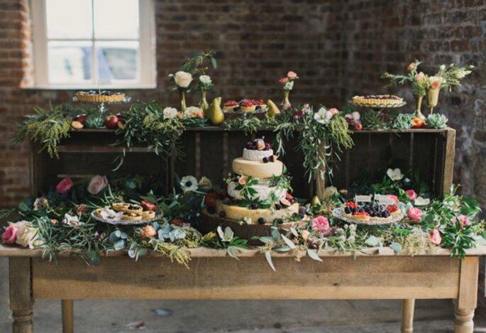 10 ideias para decorar seu casamento com a planta que está na moda o