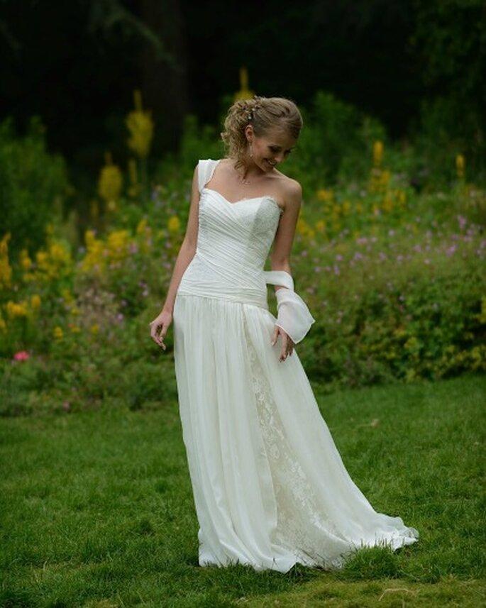 Robe de mariée Catherine Varnier - Modèle : Laura