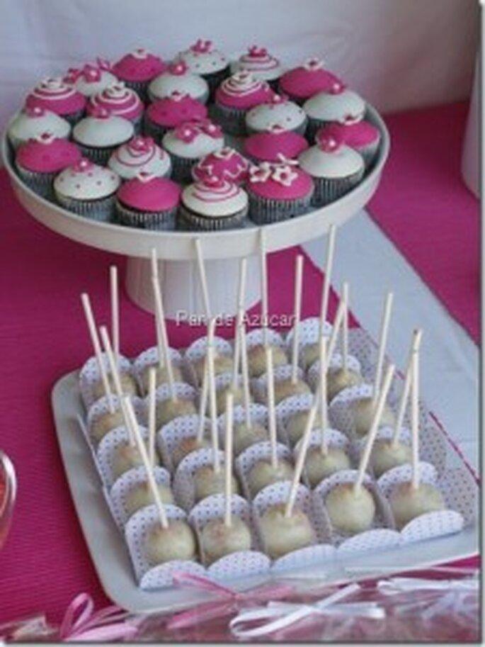 Pan de Azúcar Cupcakes hace los dulces ideales para tu boda