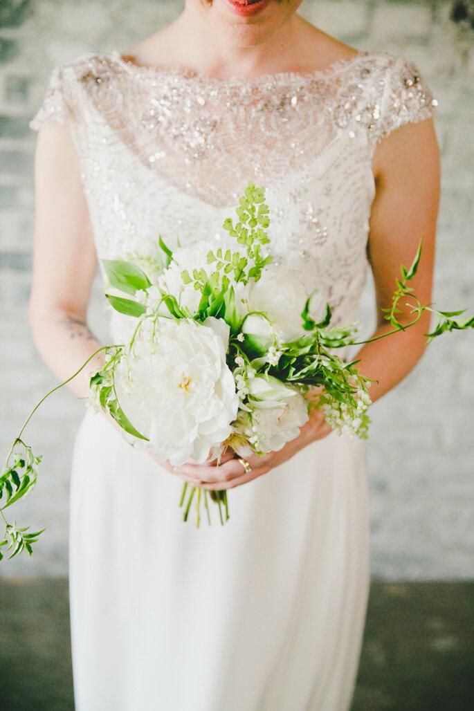 ramos en color blanco - onelove photography