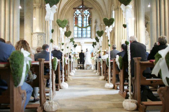 Hochzeitsdekoration - Für welchen Stil entscheiden Sie sich Foto Eventfloristik