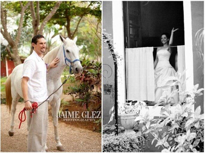 Fotografía de boda por Jaime Glez