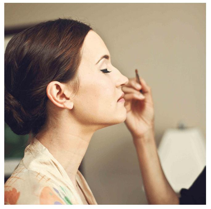 8 claves para lucir joven con tu maquillaje de novia - Foto Kelly Maughan