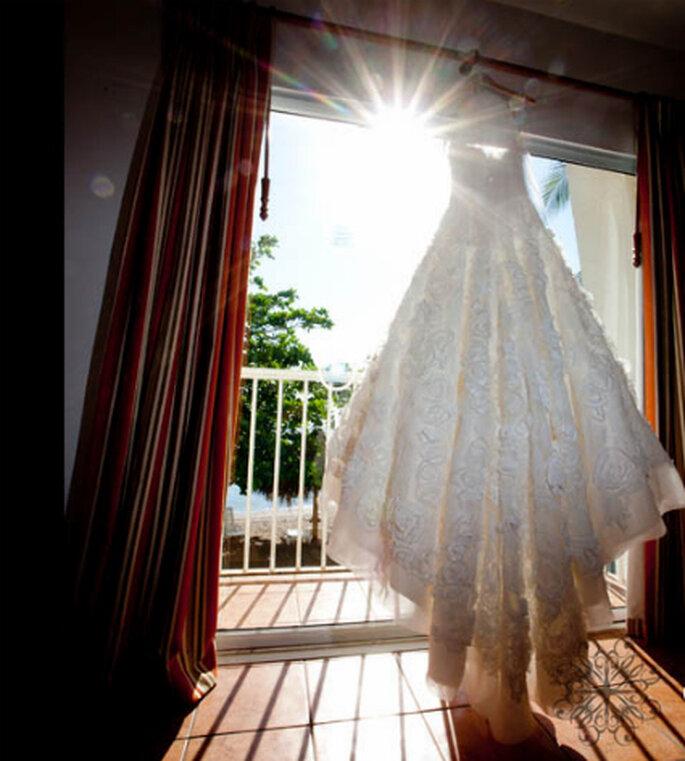Es una oportunidad para llevar el vestido de tus sueños - Foto: Eric Velado