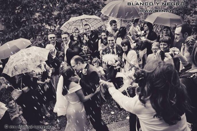 Blanco y Negro di Simone Mottura