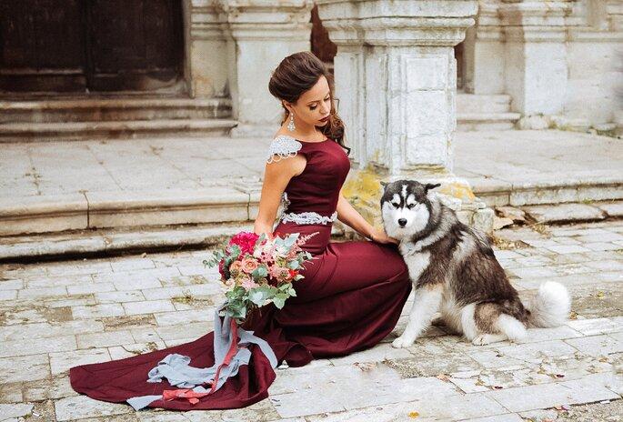 """Платье и украшения: Свадебный салон """"Белый авантаж"""""""