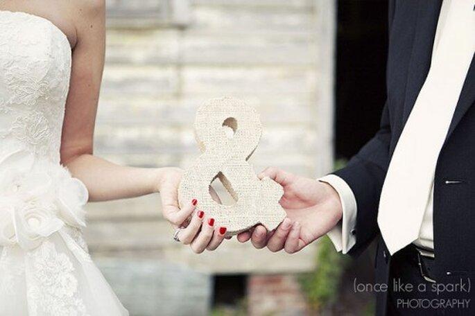 Mariage dans un château en Bourgogne, quoi de plus romantique ? - Photo : Once Like a Spark