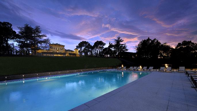 Palazzo di Varignana Resort & SPA - Piscina esterna