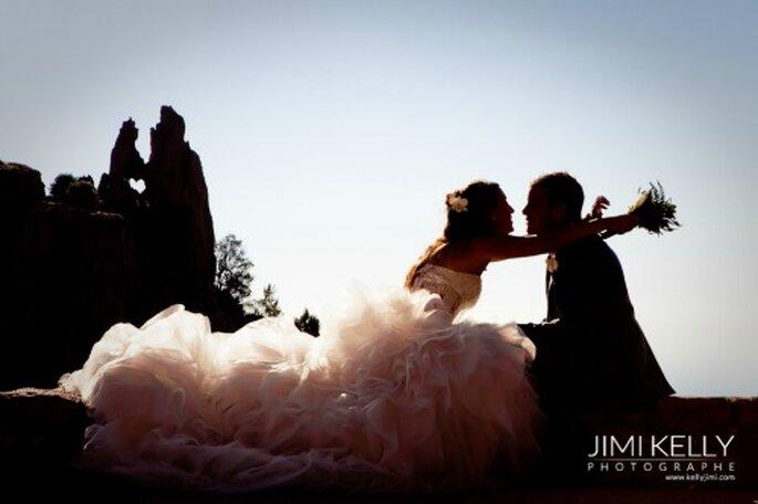 Robe de mariée sur mesure : on a toutes les raisons d'en vouloir une ! - Photo : Jimi Kelly