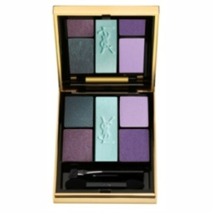 Palette yeux Ombres 5 lumieres - YSL