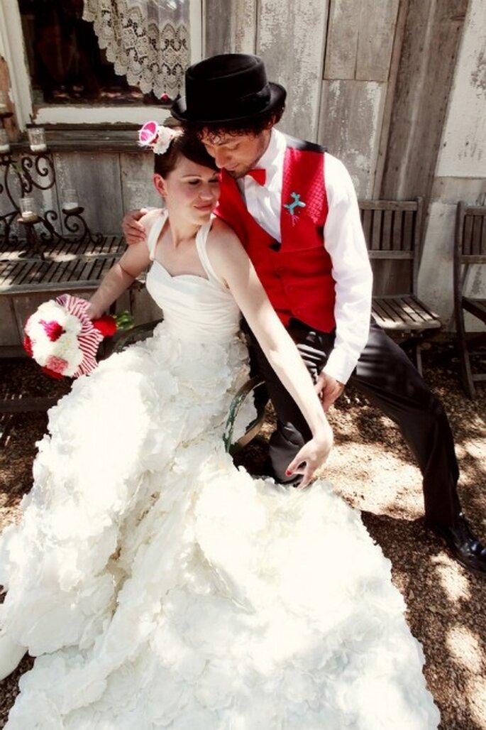 Tenue des mariés - Mywedding.com Credits Jessica Monnich Photography