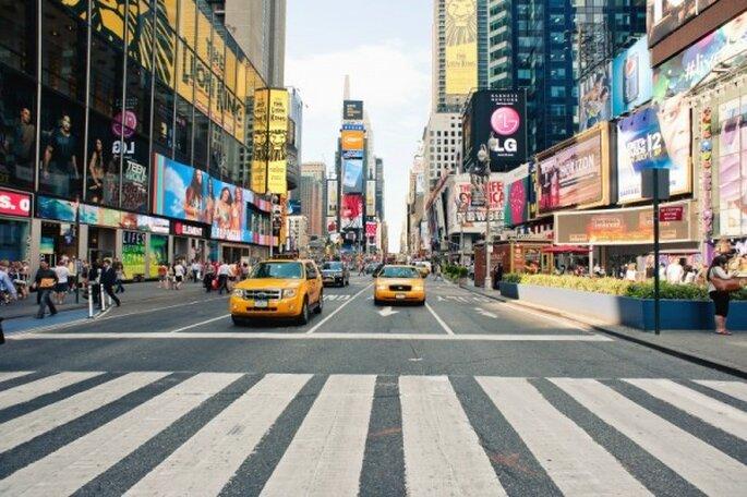 New York bietet eine originelle Vielfalt an Kulissen – Foto: Shutterstock