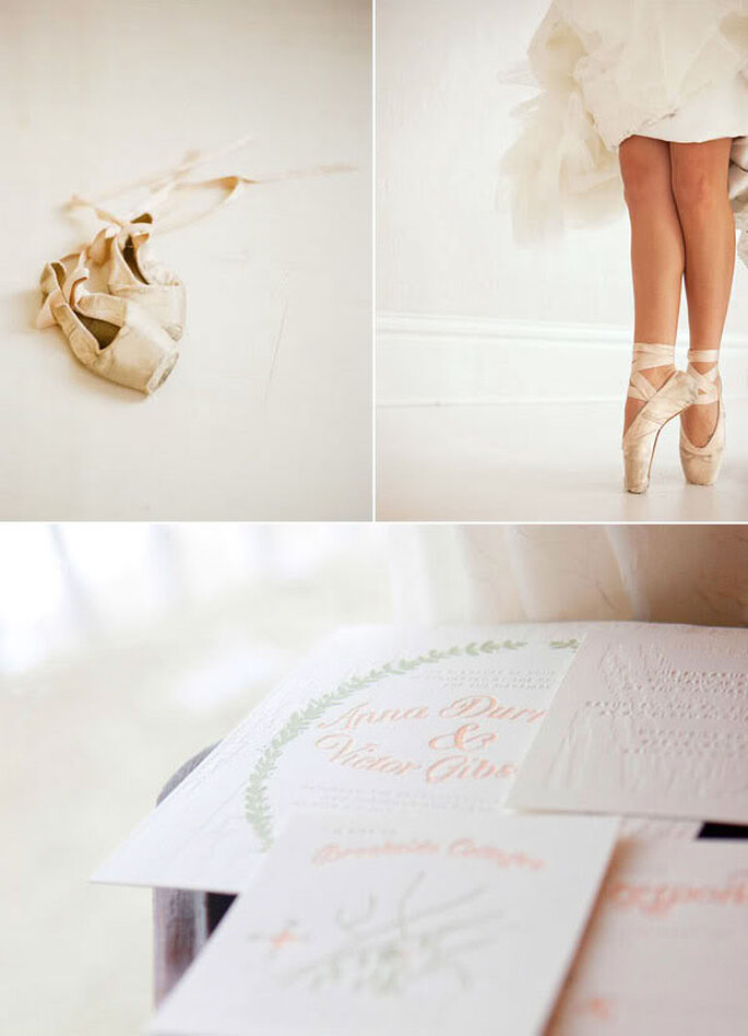 Real Wedding: Una boda inspirada en el encanto del ballet - Foto Yan Photo
