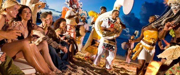 Voyage de noces aux Caraïbes, Bahamas - Photo : Sandal.fr
