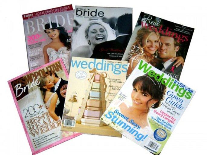 Bridal Magazines