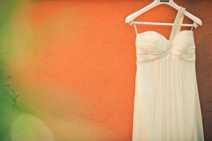 El vestido de novia - Foto: Adrian Tomadín