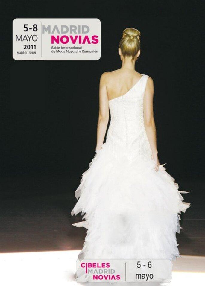 Madrid Novias: Vestidos de novia 2012