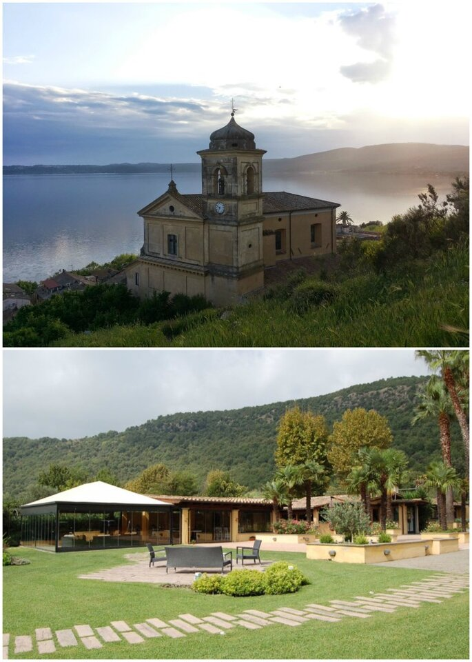 Chiesa di Santa Maria Assunta e Villa Magiò