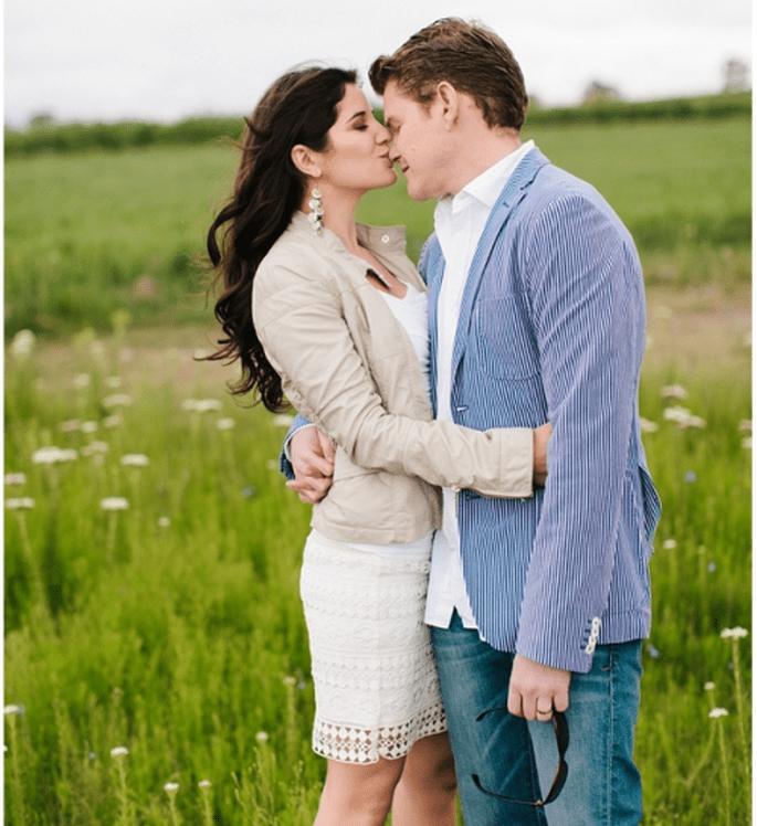 5 cualidades que toda novia debe tener - Foto Michelle Bres Photographie