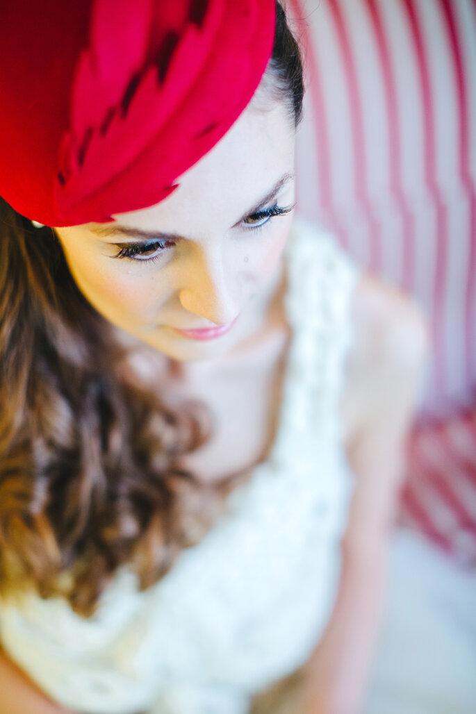 Make Up : Elisa Caserini