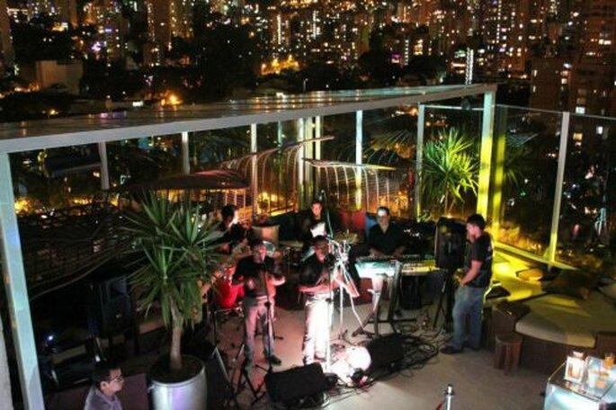 Los de la Noche - Banda en vivo