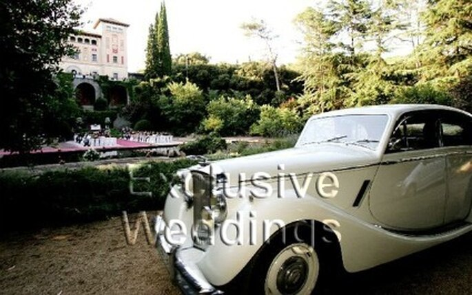 Diseño y organización de bodas exclusivas en Cataluña - www.exclusiveweddings.es