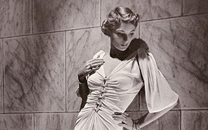 Vestido original de Madeleine Vionnet