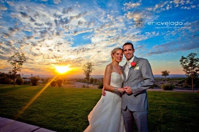 Erst das richtige Motiv macht das Hochzeitsfoto perfekt – Foto: eric velado