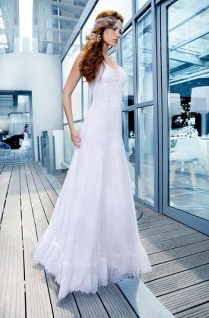 Robes de mariée 2011 en dentelle