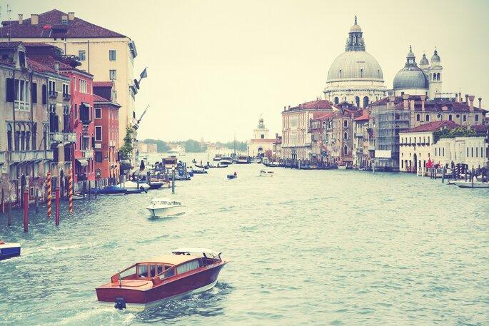 Venise. Photo : Roman Sigaev