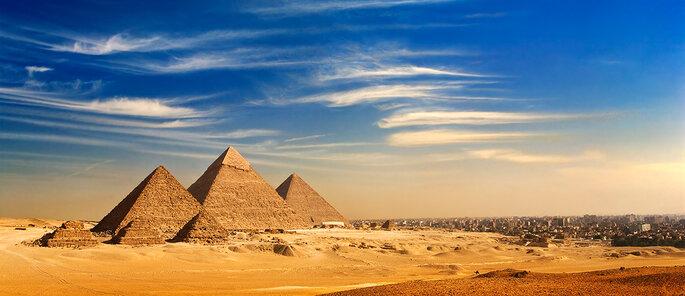 Nautalia - Pirámides de Giza, El Cairo