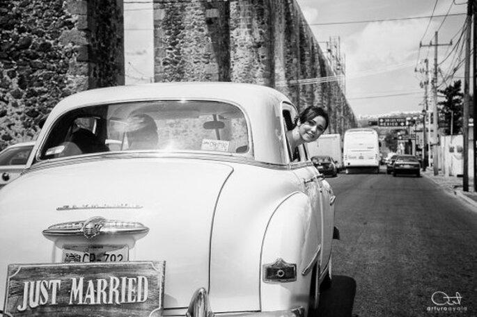 Calcula bien los tiempos y no te estreses el día de tu boda - Foto Arturo Ayala