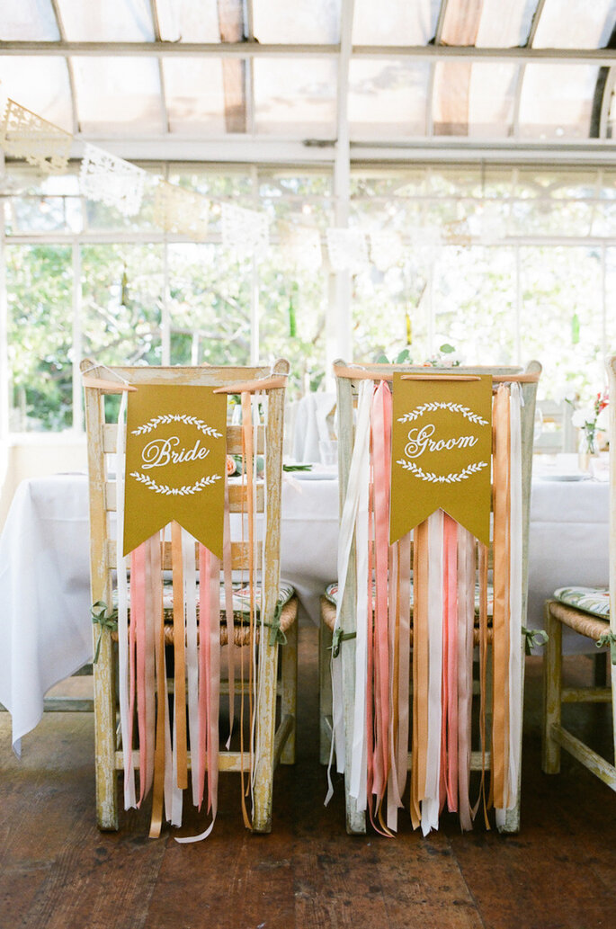 Cómo tener una boda estilo Pinterest - Nicole Wasko