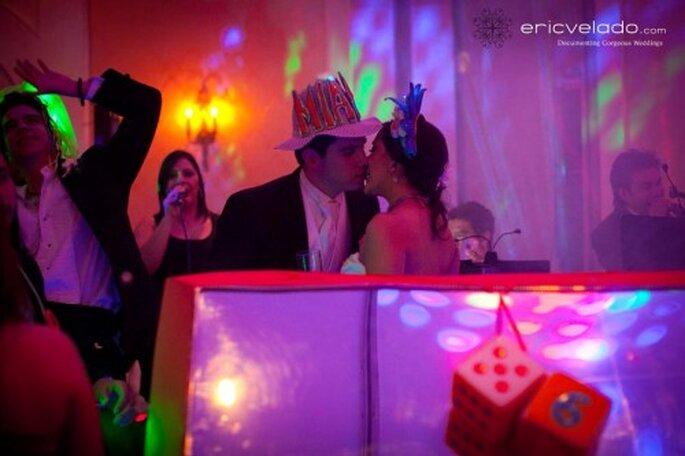 Escribe una canción original en tu boda. Fotografia Eric Velado