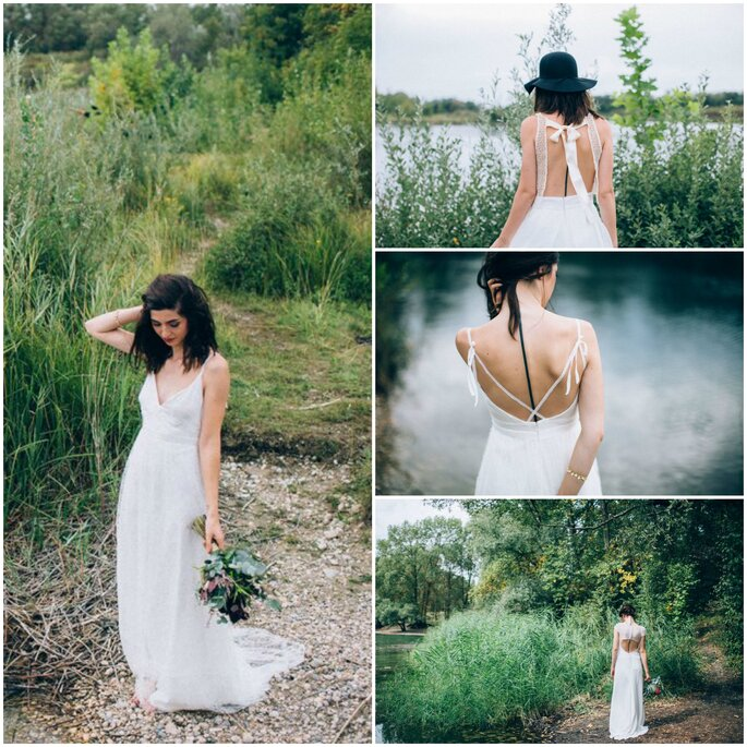 Aurélia Hoang Robes de mariée