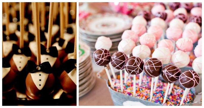 Photo : De gauche à droite - Atelier Wal Cakes et Sonoma Wedding par Kate Webber Photography + MAP Wedding & Events