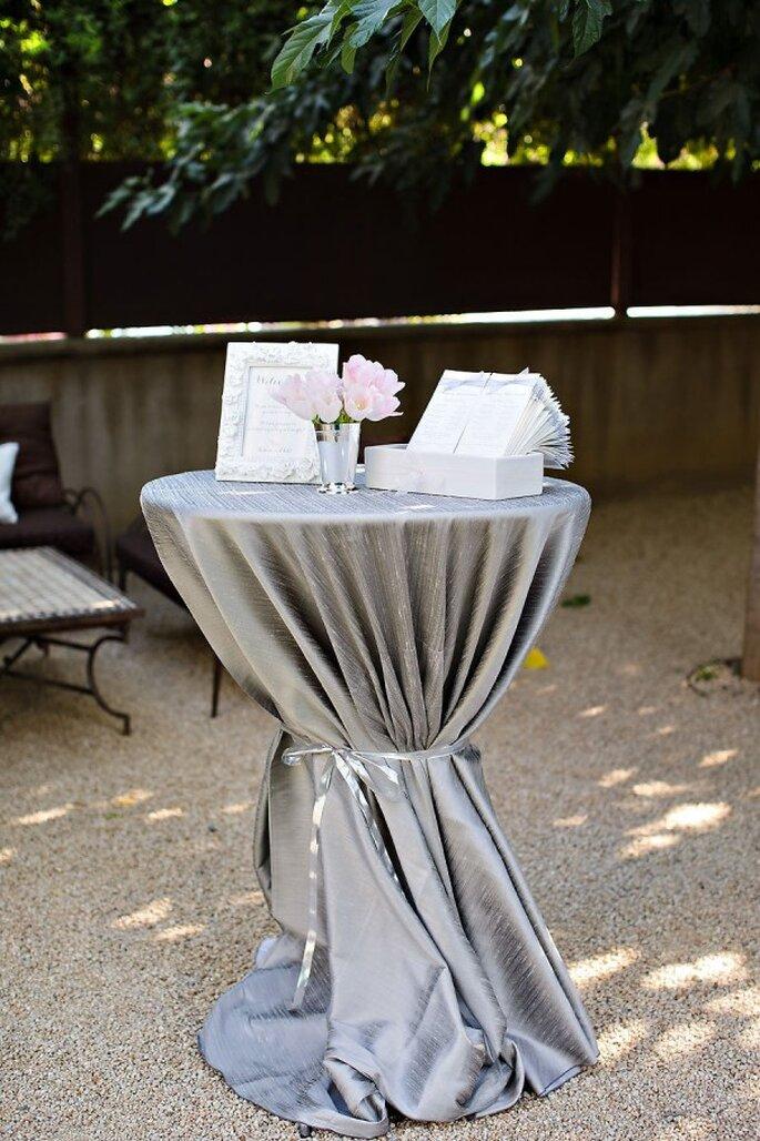 Los colores perfectos para decorar una boda en 2015 - Foto Vero Suh Photography