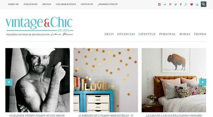Blog Vintage & Chic