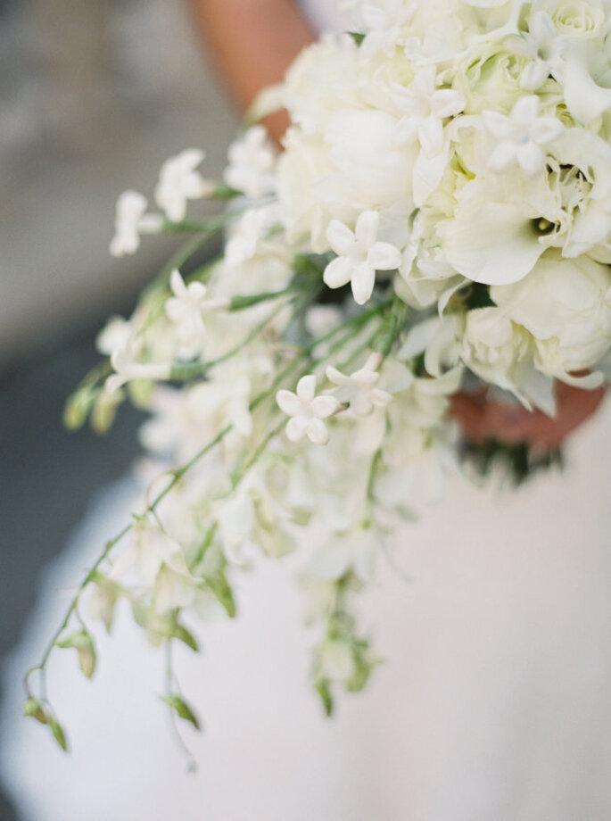 ramos en color blanco- Kyle John Photography