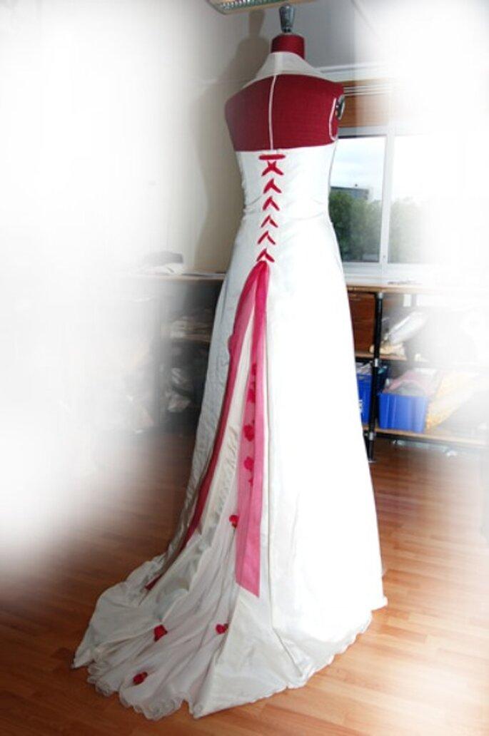 Robe de mariée sur mesure - Cleomé