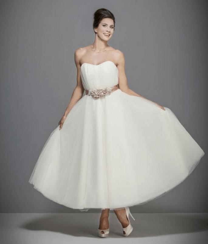A chaque mariée de miser sur ses atouts pour se mettre en valeur - Atelier Patrizia Cavalleri