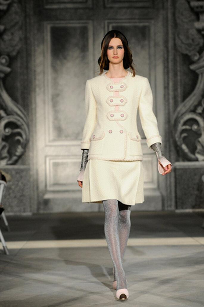 Zauberhaft, die Herbst-/Winter-Kollektion von Chanel – Foto: Chanel Otoño Invierno 2013