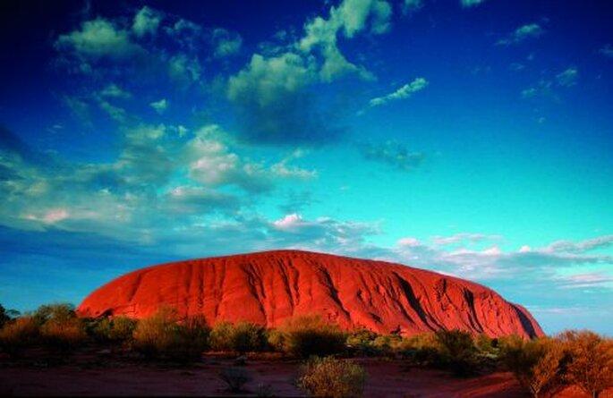 Destination Australien Ayers Rock / Uluru Foto: Costa Kreuzfahrten