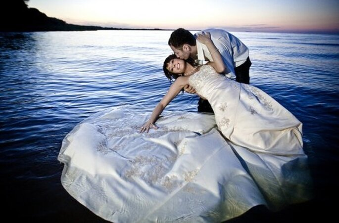 Fotografías de boda. Foto de Jerzy Muszyński.