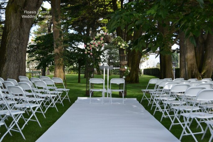 Floasis Events Wedding Planner