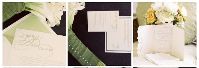 Inviti di nozzeminimal ma molto eleganti!